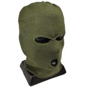 Knitted 3 Hole Balaclava - OD