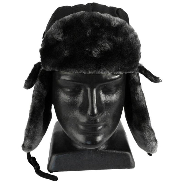 MA-1 Cold Weather Bomber Hat - Black