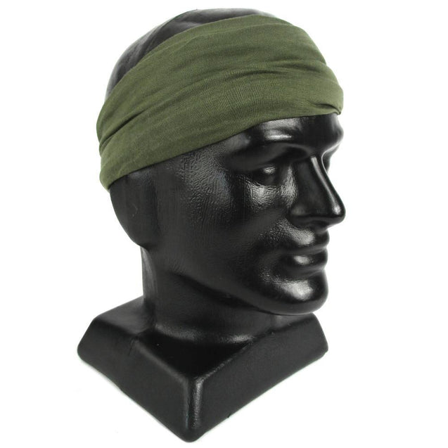 Olive Drab Lightweight Headover