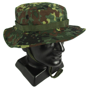 Flecktarn Waterproof Boonie Hat