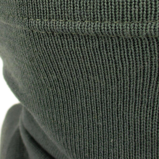 Swiss Army Wool Neck Roll