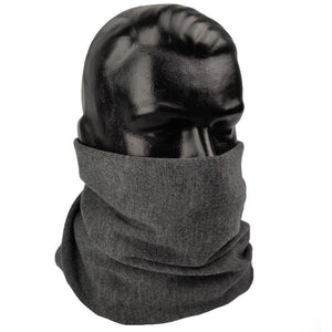 German Army Grey Wool Scarf