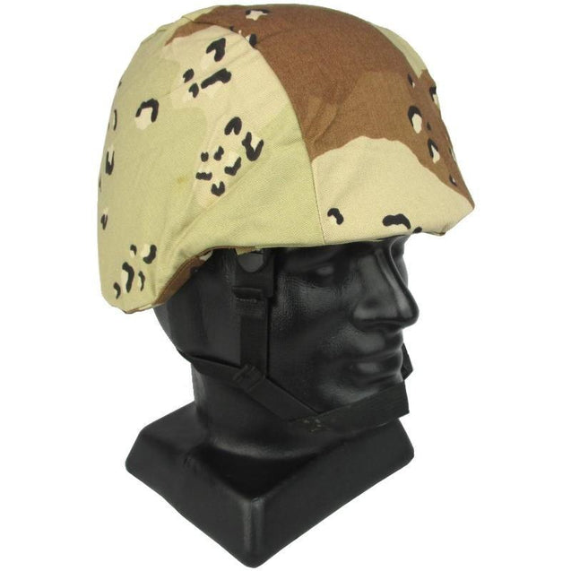 USGI Six Colour Desert PASGT Helmet Cover