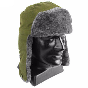 Genuine Czech Ushanka