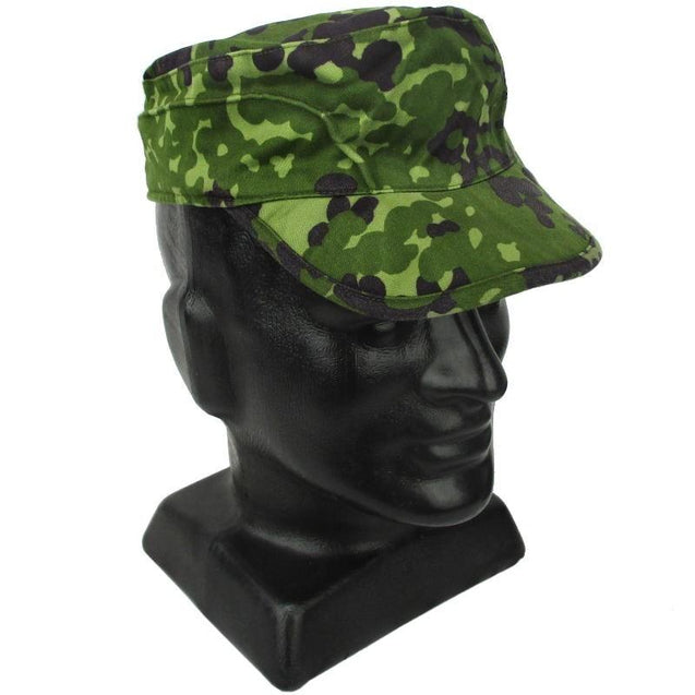 Danish Army M84 Camo Field Cap