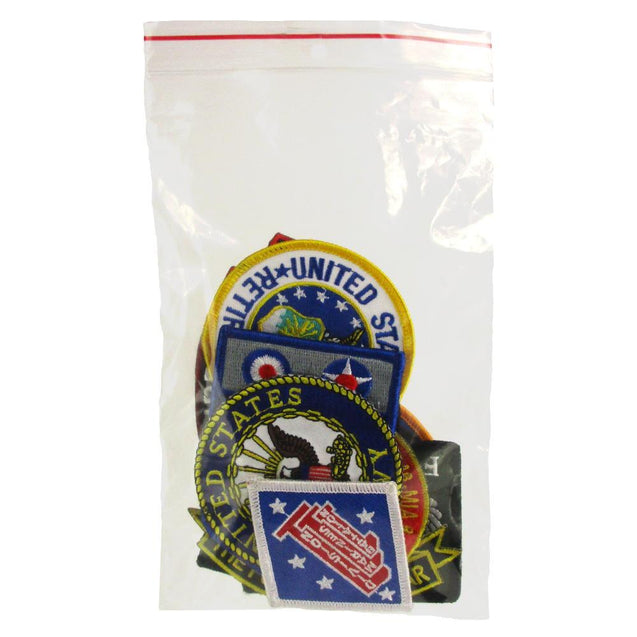 US Military Patches 10 Pack