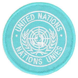 United Nations Embroidered Patch