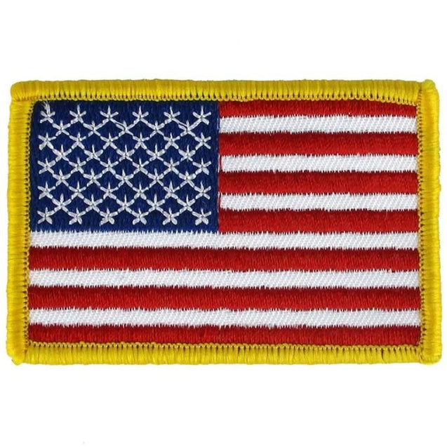 United States Flag Embroidered Patch