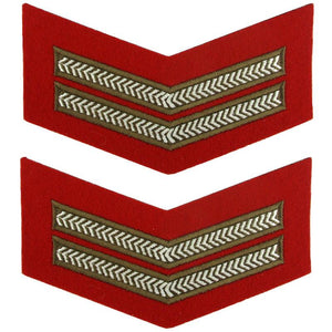 NZ Cadet Corporal Rank Patches