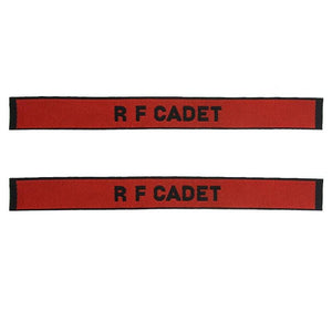 NZ Cadet Epaulette Ribbons