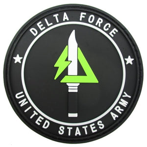 US Army Delta Force PVC Patch
