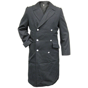 German Army Grey Overcoat