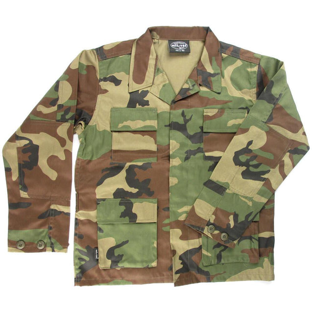 Kids Woodland BDU Jacket