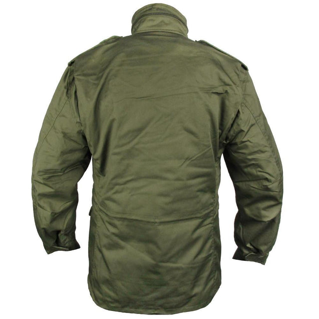 Olive Drab M65 Jacket With Liner