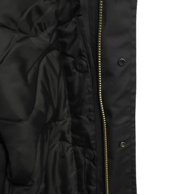 Black M65 Jacket With Liner