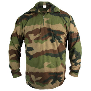 French Army CCE Fleece Top