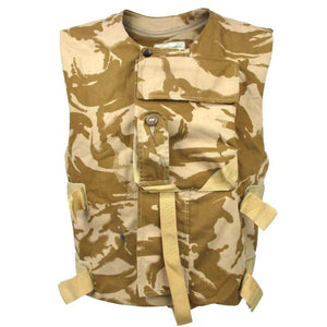 Desert DPM Body Armour Cover - Unpadded