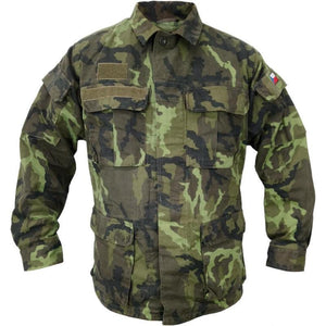 Czech Army M95 Field Jacket