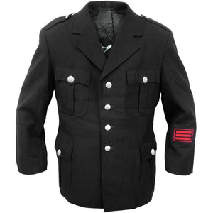 German Fire Department Dress Jacket
