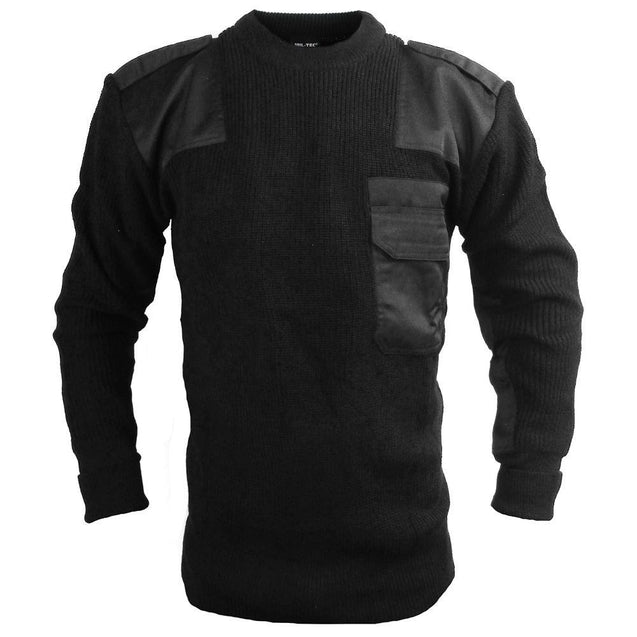 German Black Security Jersey