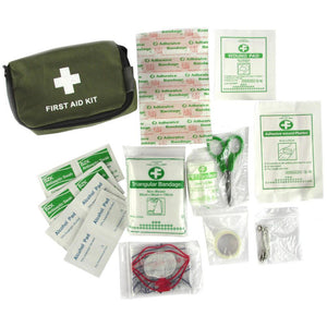 Olive Drab First Aid Kit