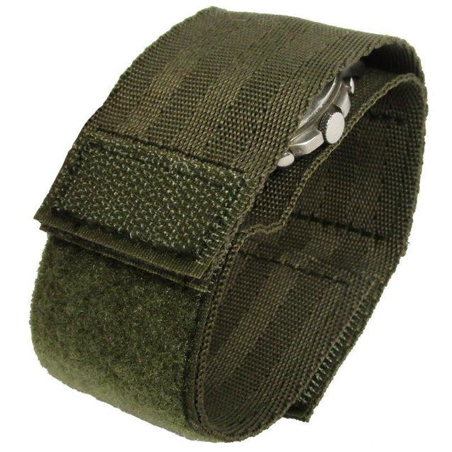 Commando Watch Strap - Olive Drab