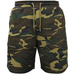 Woodland Camo Stadium Shorts