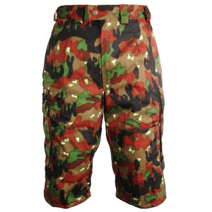 Swiss Army Alpenflage Shorts - New