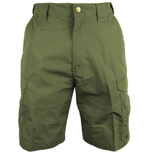 24-7 Series LE Green Shorts