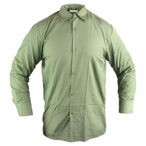 Czech Green Service Shirt New
