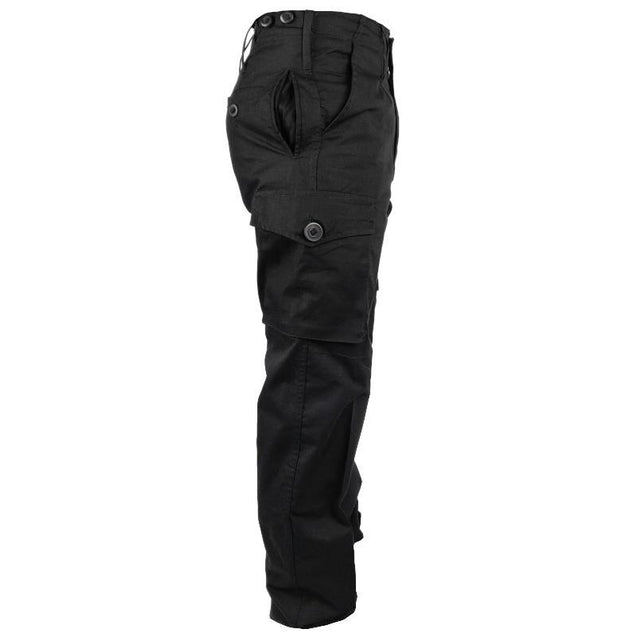 MOD Black Police Trousers