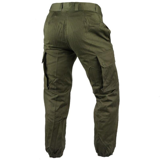 French Olive Drab Field Trousers - New