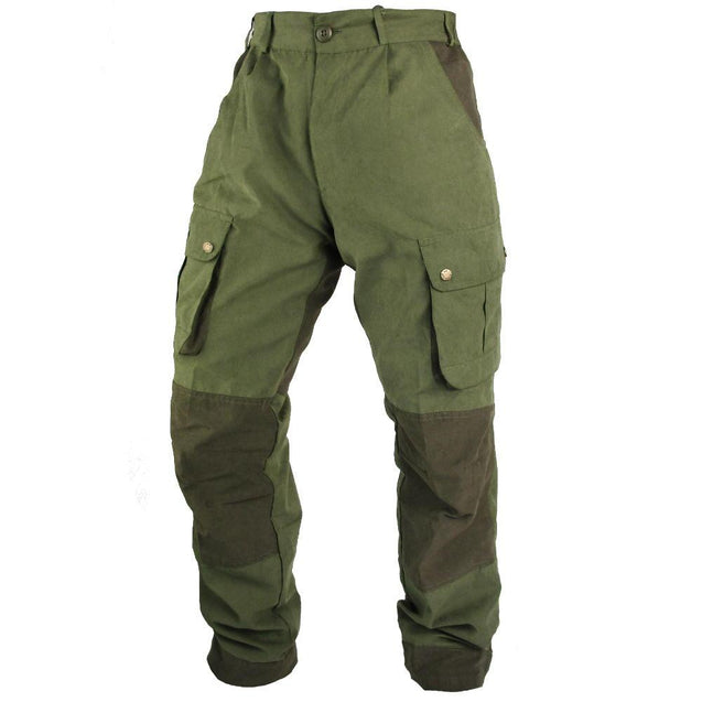 Olive Drab Stealth Hunting Trousers