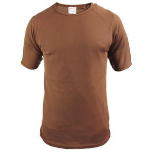 Dutch Moisture-Wicking Brown T-Shirt - New