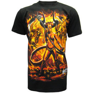 Burning Desire T Shirt