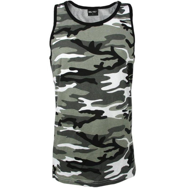 Mens' Urban Camo Tank Top