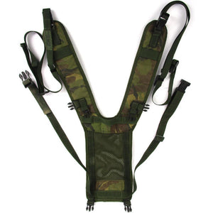 British Army PLCE DPM Yoke & Straps