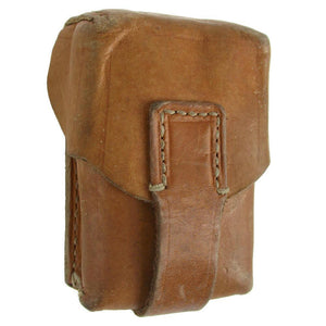 Serbian Leather Mag Pouch