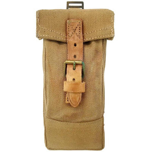 Italian Army Canvas Cartridge Pouch