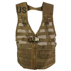 USGI Coyote MOLLE Fighting FLC Vest