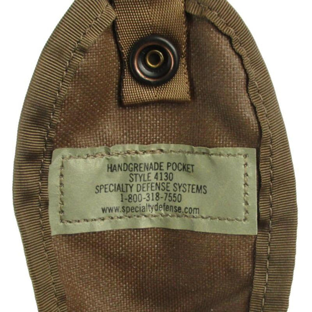 USGI Coyote Hand Grenade Pouch