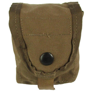 USMC Coyote Hand Grenade Pouch