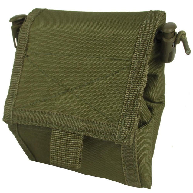 Collapsible Empty Shell Pouch
