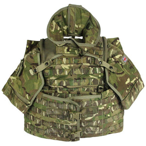 British Osprey MkIV Vest - No Pouches