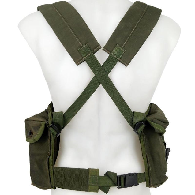 British Army Olive Drab Chest Rig