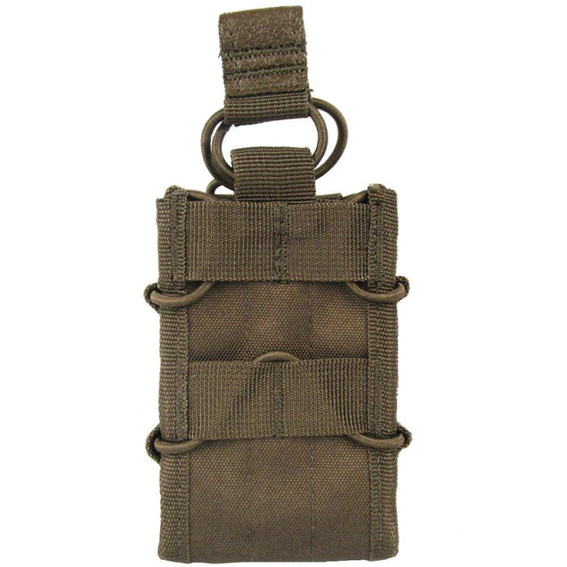Single Ammo Open Mag Pouch