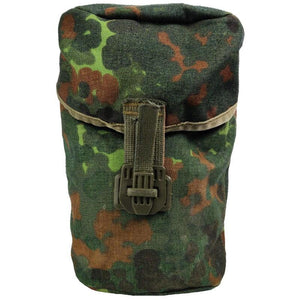 German Army Flecktarn Canteen Pouch
