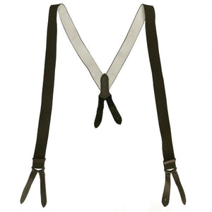 German Army Button Suspenders