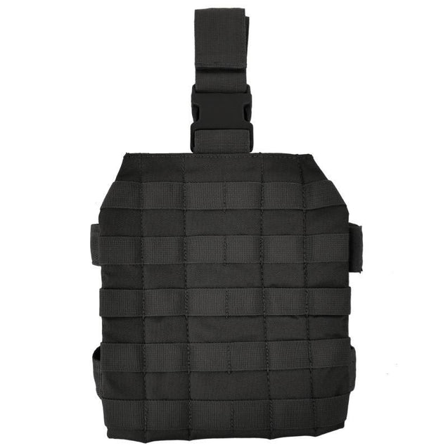 Tactical MOLLE Leg Panel