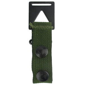 British Army Loop Strap Fastener